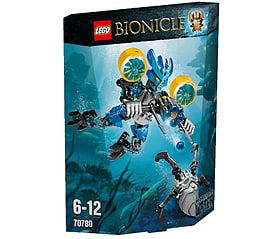 LEGO Bionicle - Protector of Water - 70780 (70780)Blocks and Bricks