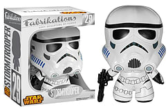 Stormtrooper (Star Wars) Funko Fabrikations Plush Toy screen shot 1