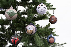 Star Wars Baubles - The Empire Strikes Back screen shot 1