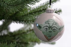 Star Wars Baubles - The Empire Strikes Back screen shot 2