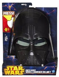 Star Wars - Darth Vader Voice Changer HelmetPre School Toys