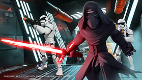 The Force Awakens - Kylo Ren - Disney Infinity 3.0 Figure screen shot 2
