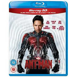 ANT MAN 3D3D Blu-ray