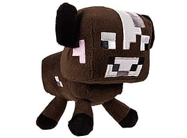 Minecraft 7 Plush - Baby Cow /toyToys and Gadgets