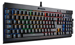 Corsair K70 RGB Mechanical Gaming Keyboard screen shot 5