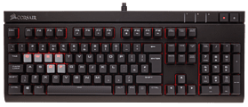Corsair Strafe Mechanical Gaming Keyboard screen shot 3