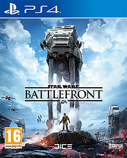 Star Wars: BattlefrontPlayStation 4