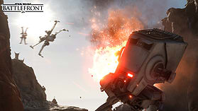 Star Wars: Battlefront screen shot 7