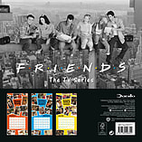 Friends Tv 2016 Square Calendar 30x30cm screen shot 1