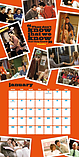 Friends Tv 2016 Square Calendar 30x30cm screen shot 2