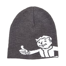 Fallout 4 Vault Boy Thumbs Up BeanieClothing and Merchandise