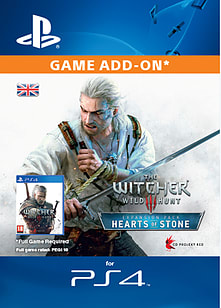 The Witcher 3: Wild Hunt - Hearts of Stone for PS4
