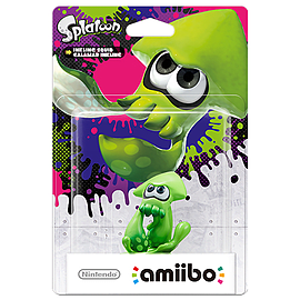 Inkling Squid - amiibo - Splatoon CollectionToys and GadgetsCover Art