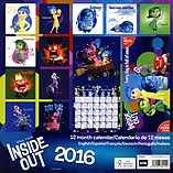 Inside Out 2016 Square Calendar 30x30cm screen shot 1