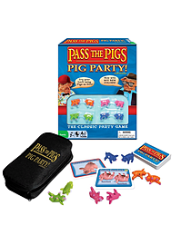 Pass The Pigs - Party EditionPuzzles and Board Games