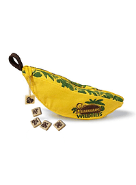 Bananagrams - Wild TilesPuzzles and Board Games