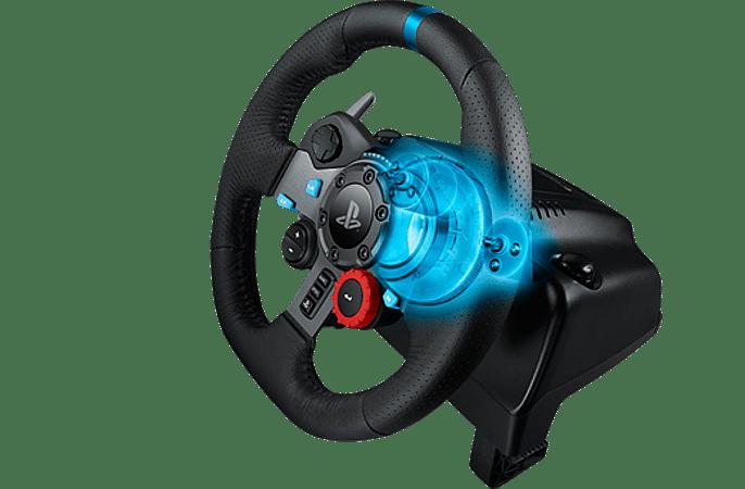 91eeb0e2314 Buy Logitech G29 Driving Force Racing Wheel | GAME