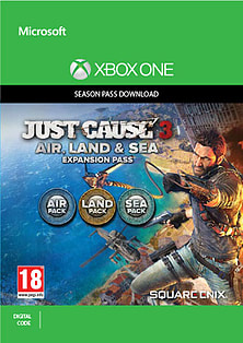 Just Cause 3 - Land, Sea, Air Expansion Pass for XBOX ONE