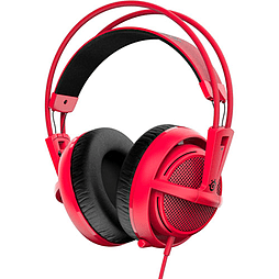 SteelSeries Siberia 200 Forged Red HeadsetAccessories