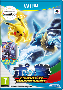 Pokken Tournament Download for Wii U