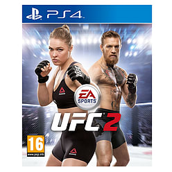 EA Sports UFC 2PlayStation 4Cover Art