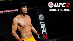 EA Sports UFC 2 screen shot 11
