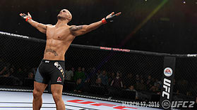 EA Sports UFC 2 screen shot 3