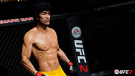 EA Sports UFC 2 screen shot 8