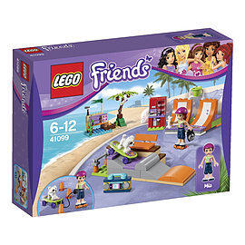LEGO 41099 Friends Heartlake Skate ParkBlocks and Bricks