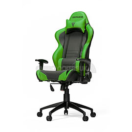 Vertagear Racing Series S-Line SL2000 Gaming Chair Black/Green EditionMulti Format and Universal