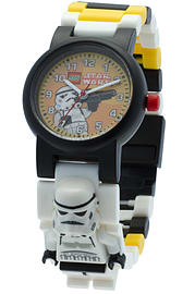 LEGO Star Wars Stormtrooper Minigure Link WatchBlocks and Bricks