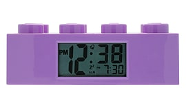 LEGO Friends Brick Alarm ClockBlocks and Bricks