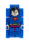 LEGO DC Universe Super Heroes Superman Minifigure Link Watch screen shot 2