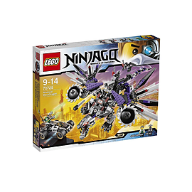 Lego Ninjago 70725: Nindroid MechdragonBlocks and Bricks