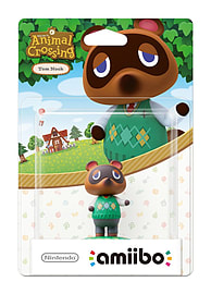 Amiibo Animal Crossing Tom NookAmiibo