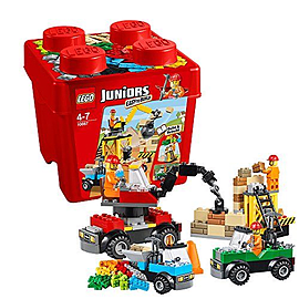 Lego Juniors : Construction (10667)Blocks and Bricks