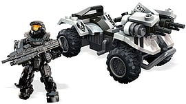 Halo UNSC Gungoose Building SetBlocks and Bricks