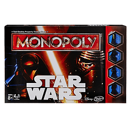 Monopoly Star Wars Edition GamePuzzles and Board Games