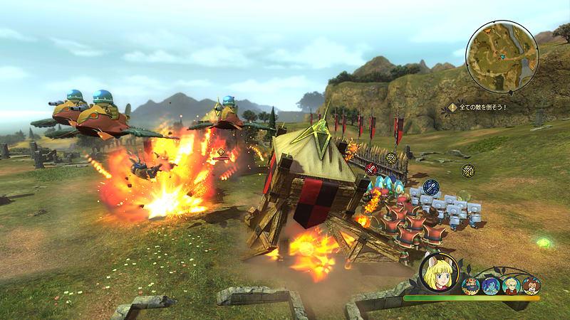 Resultado de imagem para Ni no Kuni II: Revenant Kingdom