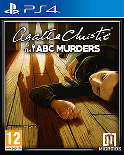 Agatha Christie: The ABC MurdersPlayStation 4