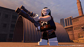 LEGO Marvel Avengers screen shot 7