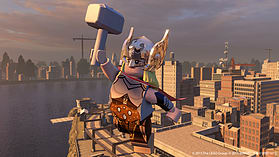 LEGO Marvel Avengers screen shot 8