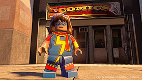 LEGO Marvel Avengers screen shot 9