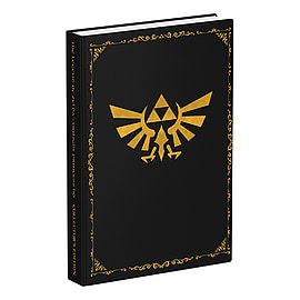 The Legend of Zelda: Twilight Princess HD Collector's Edition GuideBooks