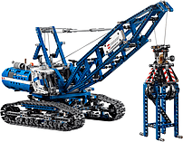 LEGO Technic Crawler Crane 42042 screen shot 1