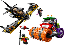 LEGO Super Heroes Batman The Joker Steam Rol 76013 screen shot 1