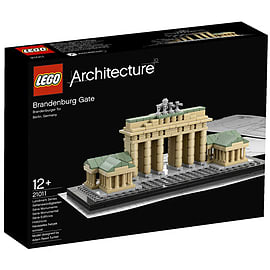 LEGO Architecture Brandenburg Gate 21011Blocks and Bricks