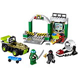 LEGO Juniors Turtles Lair 10669 screen shot 1