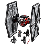 LEGO Star Wars First Order Special Forces TIE fighter 75101 screen shot 1