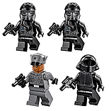 LEGO Star Wars First Order Special Forces TIE fighter 75101 screen shot 2